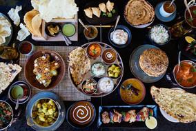 North Indian food, Gabbar