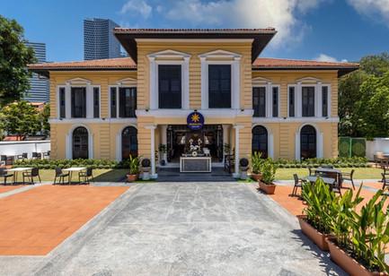Gedung Kuning Historical Mansion Singapore