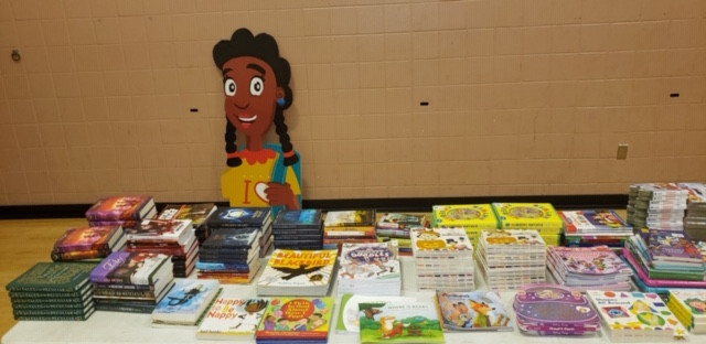 2nd annual literacy event