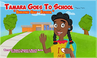 Tamara Goes To School Book Cover.jpg