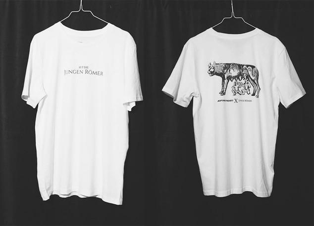 T-Shirt weiss  | Bio Baumwolle | 29 Euro