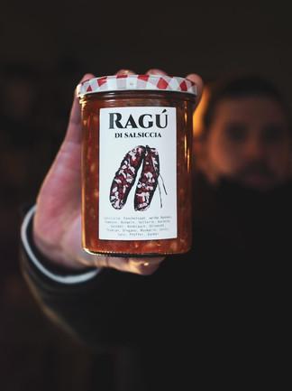 Hausgemachtes Salsiccia Ragout | 6.90 Euro