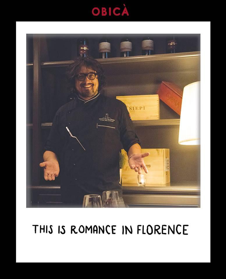 Questo è il romanticismo a Firenze