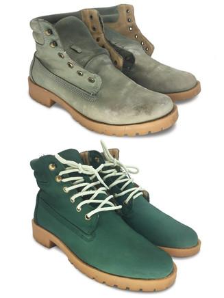 Полное восстановление ботинок