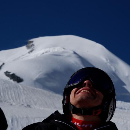 Retour sur les skis