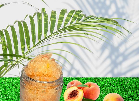 Peach Sugar Scrub