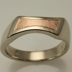 freeform two toned band