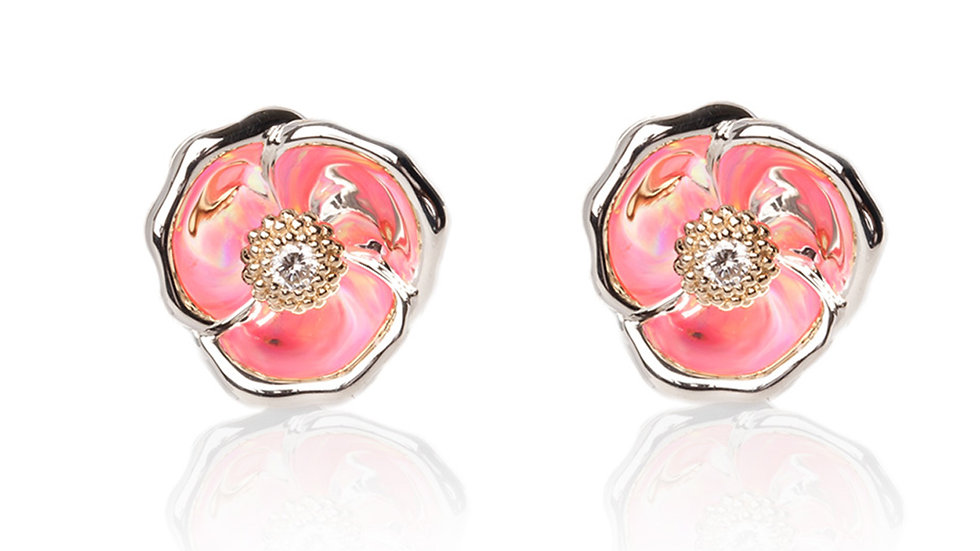 Gloria Rose stud earrings