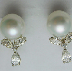 diamodn and pearls
