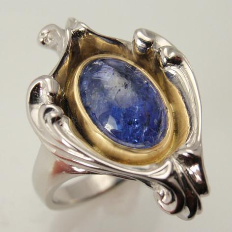 regal lapis ring