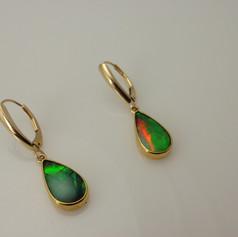classic opal lever backs