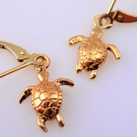 turtles on lever backs
