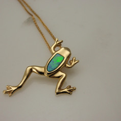 opal frog