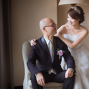 台北晶華酒店-Pangyen & Yijen