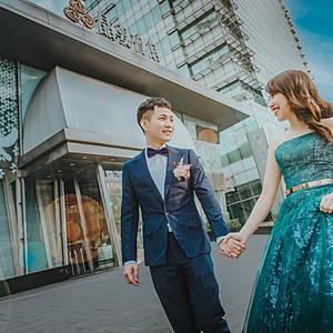 新竹晶宴會館 - 聖方&惠鈞