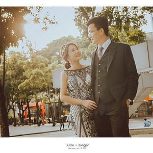 全國大飯店 - Justin & Ginger