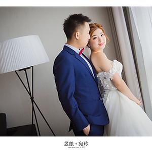 白金花園酒店 - 昱凱 & 宛玲
