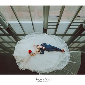 徐州路二號庭園會館 - Roger & Doris