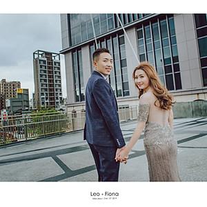 格來天漾大飯店 - Leo & Fiona