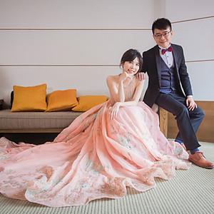 晶華酒店 - Ray & Aileen
