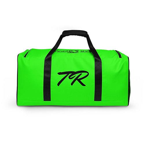 Neon Green Duffle bag