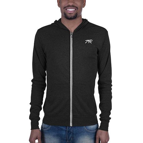 Unisex zip TR hoodie