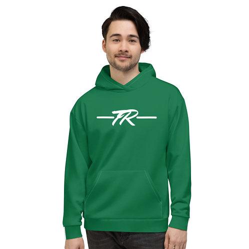 Green Hoodie Version 2