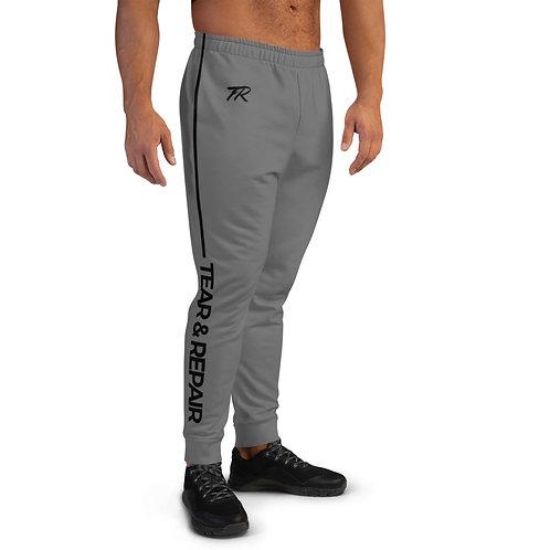 Grey/Black Men's Joggers
