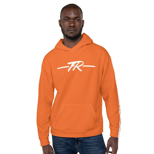 Orange Hoodie Version 2