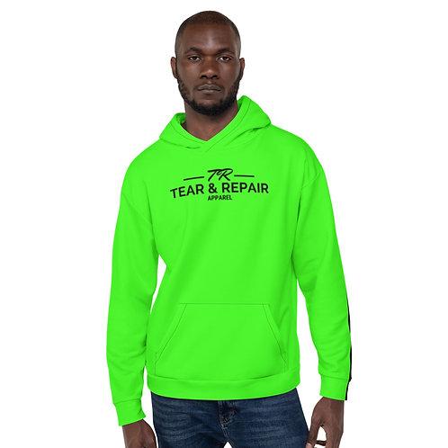 Neon Green TR Hoodie