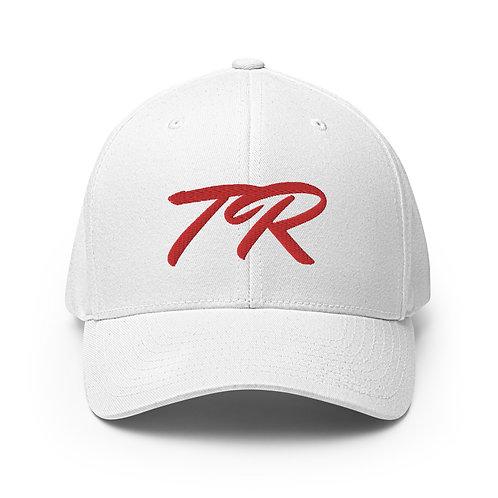 Red Stitch Twill Cap
