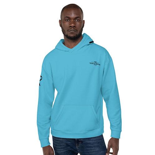 Blue TR Unisex Hoodie