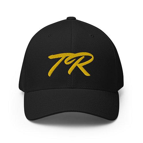 Gold Stitch Twill Cap