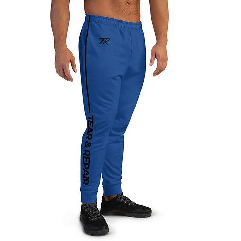 Blue/Black Men's Joggers