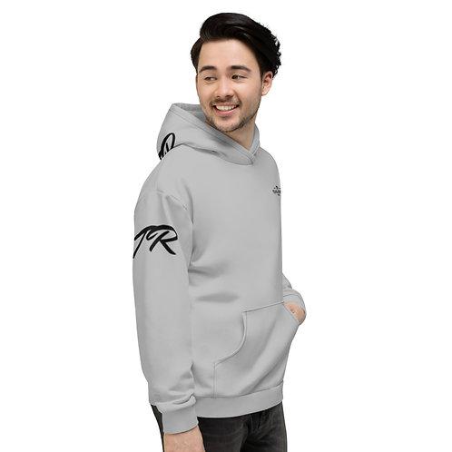 Grey TR Unisex Hoodie
