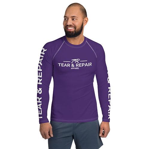 Men's Purple Rash