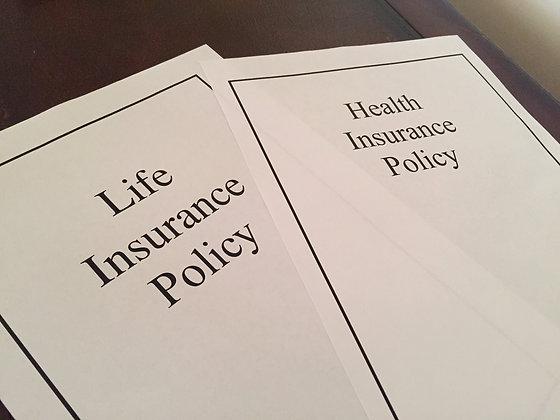 Life & Health  or P&C  Classes