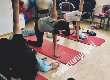 Pourquoi pratiquer le Yoga Maman Bébé