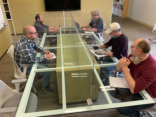 Large Conference Table Dividers