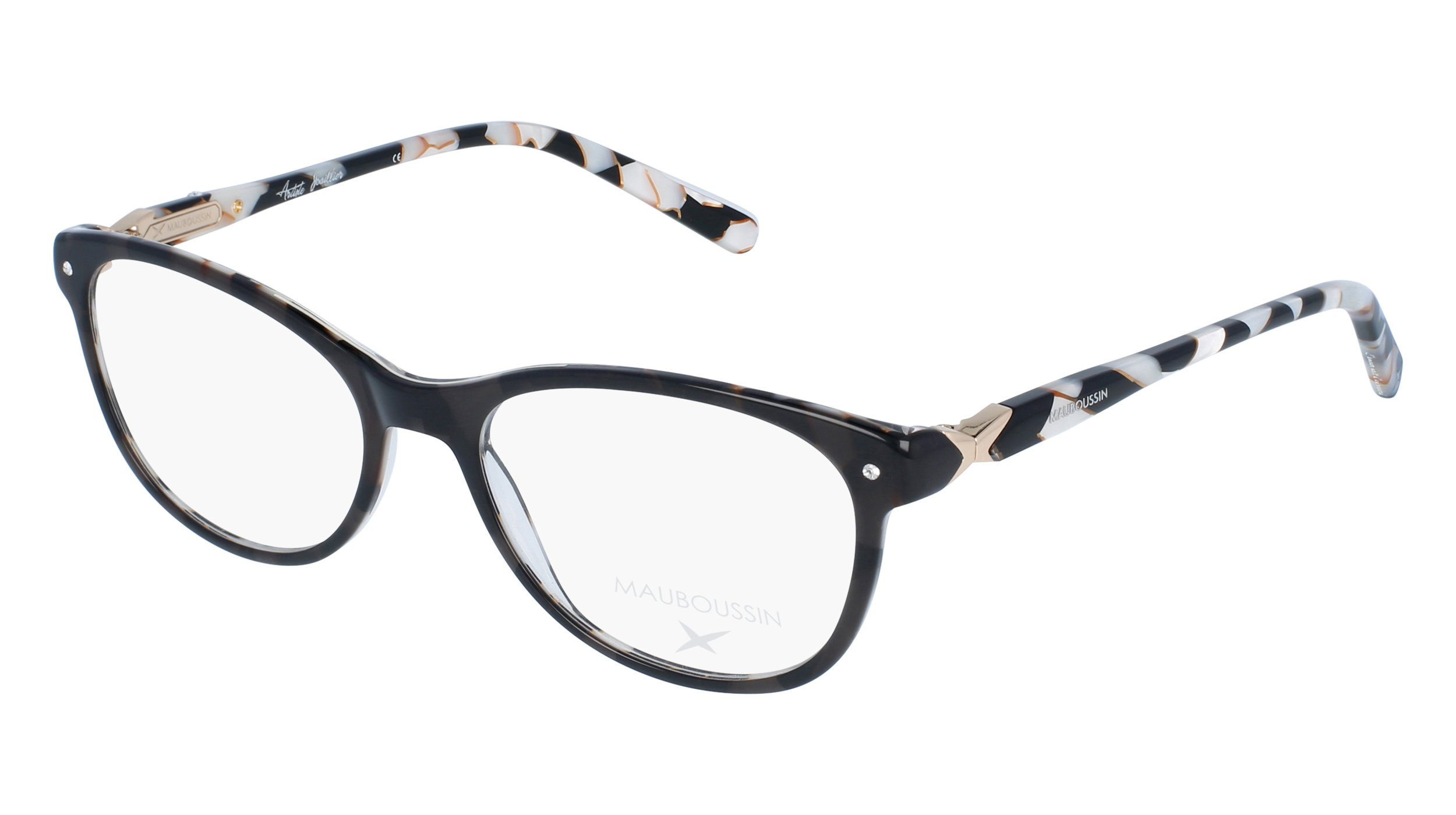 on feet at quality products innovative design MAU 1607 | Mauboussin-eyewear