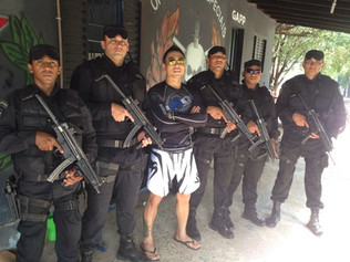Brazil's special force Police-BOPE