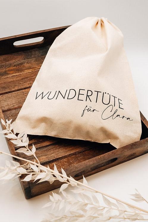 """Geschenkbeutel """"Wundertüte"""" mit Personalisierung"""