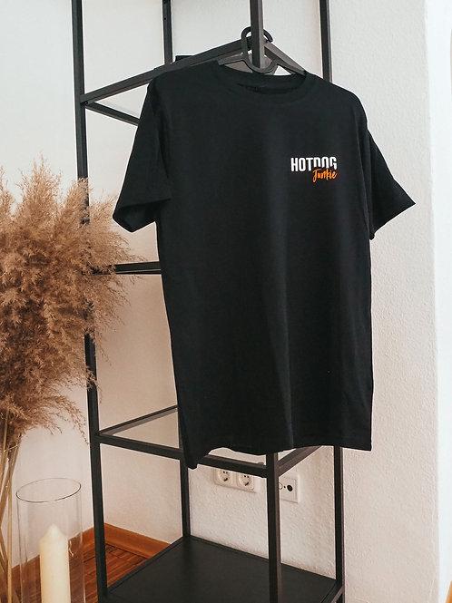 """Shirt """"Hotdog Junkie"""""""