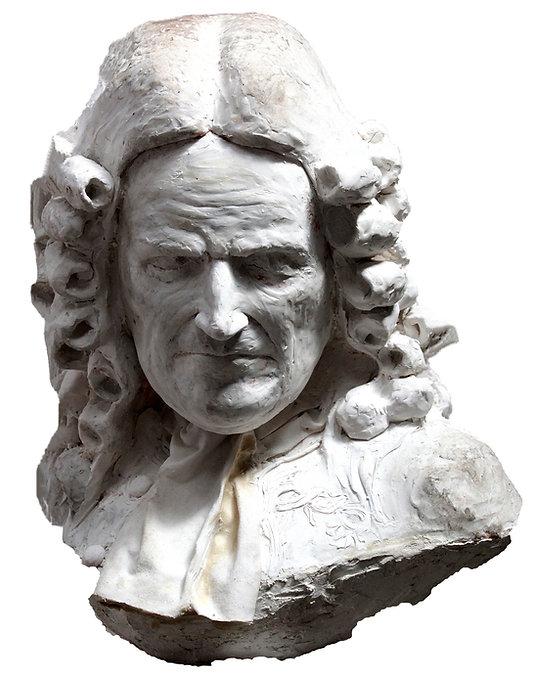 Busto bronce Blas de Lezo