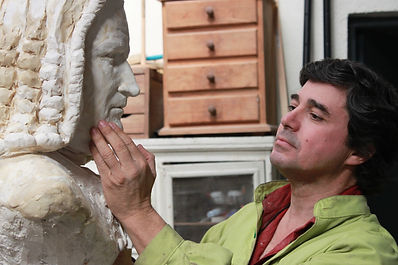 Modelado escultura a la cera perdida