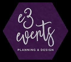 e3 events logo