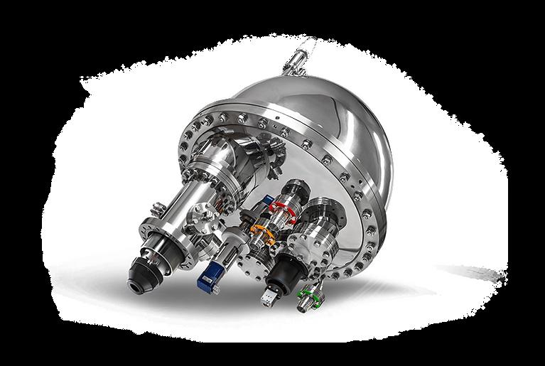 Полусферический анализатор PREVAC EA15