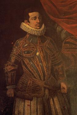 Ritratto di Giovan Battista Manso