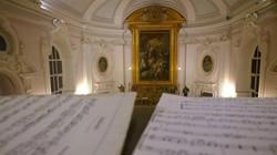 La Cappella vista dalla cantoria