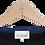 Thumbnail: Tee Shirt en jersey Noir - Mixte